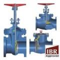 Cast Iron IBR Valves
