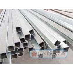 50mm x 50 mm MS SQUARE TUBE  ERW  IN LENGTH OF 6.0 mtrs 2.9 mm THK