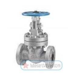 """65mm or 2 1/2"""" NB CS-CAST STEEL GATE VALVE F/E-FLANGED END TO CLASS- #300 PRIME MAKE"""