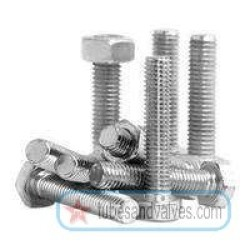 """7/8"""" NB x 6"""" NB Long MS Bolt Nut with 2 washer"""
